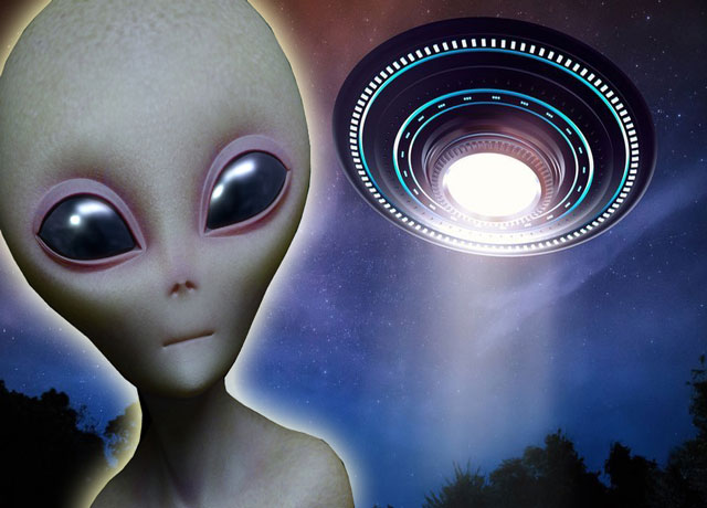 Is aliens there? area 51