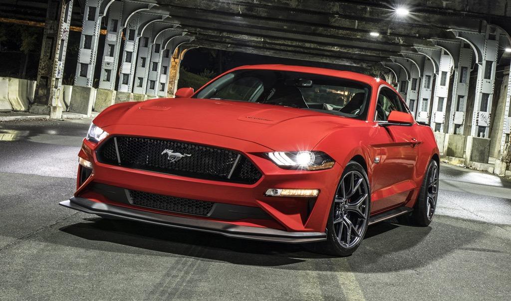 2021 Mustang EcoBoost