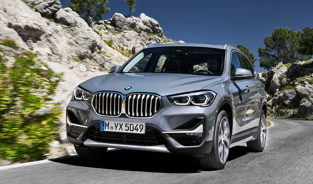 BMW X1 2021 review